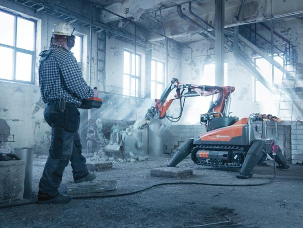 Construction Workers To Be Replaced By Robots That Create Entire