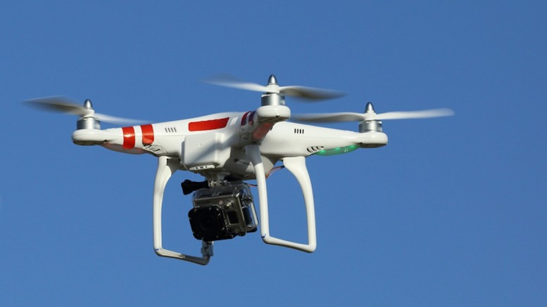 Medical drones may soon serve as new immediate emergency response